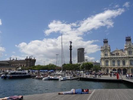 2013年5月バルセロナ街歩き④