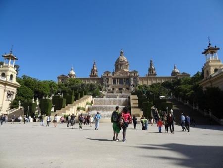 2013年5月バルセロナ街歩き⑦