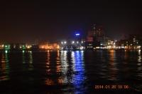 旗津港到着140126