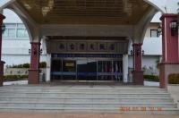 南台湾大飯店入口