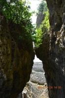 墾丁鵝鑾鼻公園の親吻石アップ140128