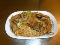 台南名物炒鱔魚意麵131004