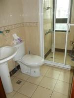 蘆洲のトイレ温水洗浄前140104