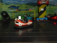 TAIMALL6Fの遊園地で遊ぶ140105