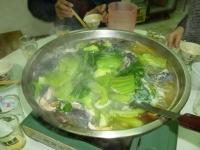 絶品の野菜鍋140110