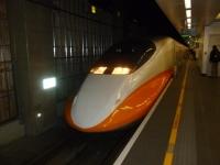 久しぶりの台湾高鐵先頭車140117