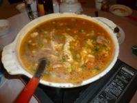 蕃茄肉醬排骨鍋140125