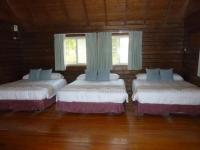 小墾丁度假村のロッジ6人部屋140128