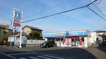 ローソン雄三通り1
