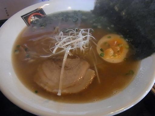 田尻醤油ラーメン