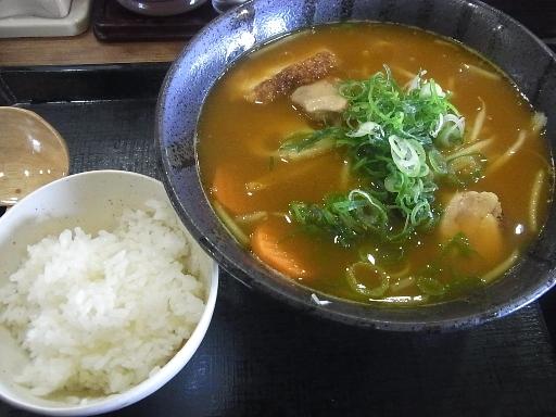 野菜のスープカレーらーめん