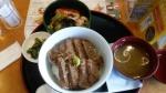 ジョナサン ステーキ丼[2014-01-18]