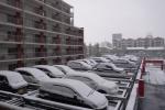 [2014-02-08]マンション駐車場