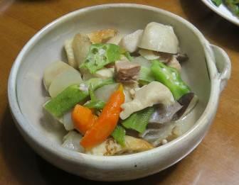 サトイモ煮物