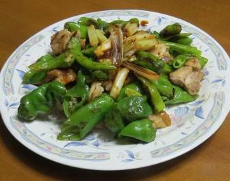 シシトウ野菜ミックス