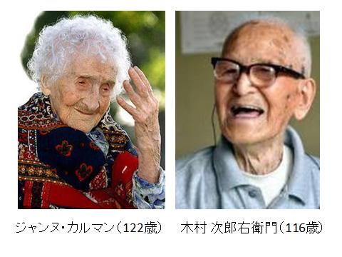 江界の長寿者