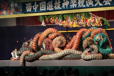 松原神楽社中 八岐大蛇4
