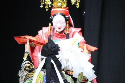 大森神楽団 日本武尊1