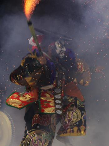 大森神楽団 日本武尊5