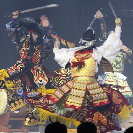 大森神楽団 日本武尊6