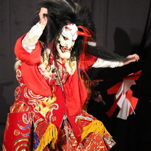 山王神楽団  滝夜叉姫20