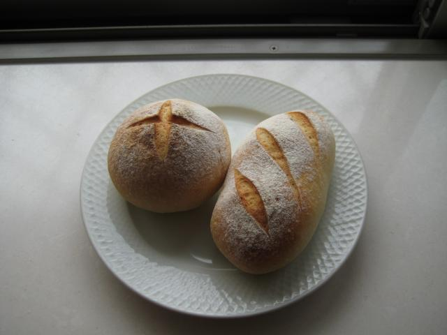 ゴマ風味パン