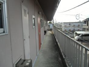 外壁塗装前4