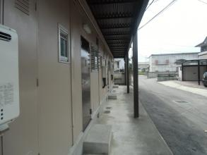 外壁塗装後2