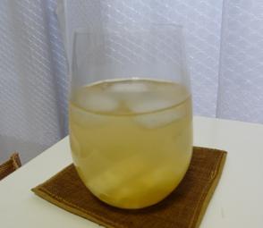自家製ハチミツレモン