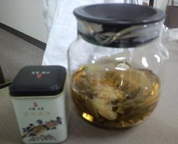 花開くお茶20131119