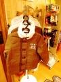ジャケットもオシャレ