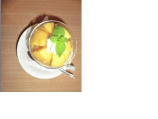グリーンマンゴ