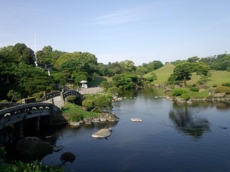 水前寺成趣園1