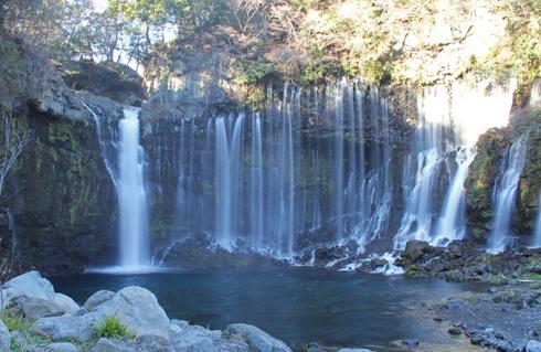 富士山白糸の滝-6