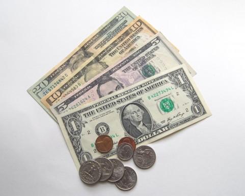 wall_米ドル