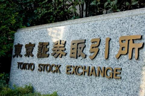 wall_東京証券取引所