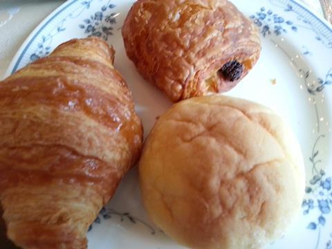 ザ・プリンス箱根のル・トリアノンの朝食 (5)
