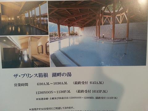 ザ・プリンス箱根大浴場 (2)