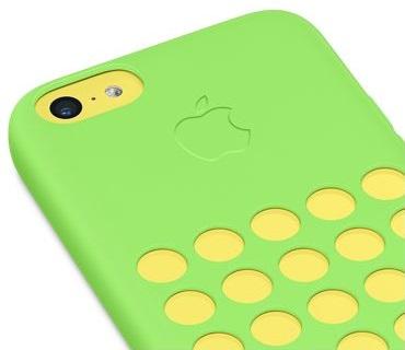 iPhone5Cのケース