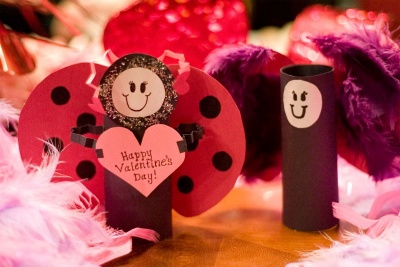 valentines day kids crafts (5)