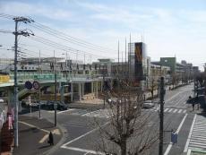 鶴ヶ島市の境付近