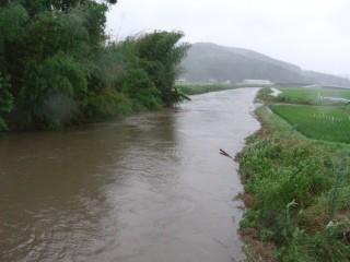 光安寺橋②氾濫