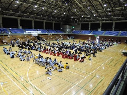 石岡市障がい者スポーツ大会②