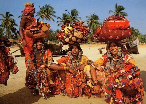 とある民族(北東インドあたり)image