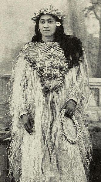とある昔のタチヒの女性image