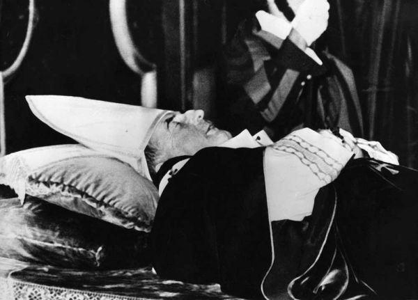 バチカン(ヨハネ・パウロ1世33日間の教皇)image