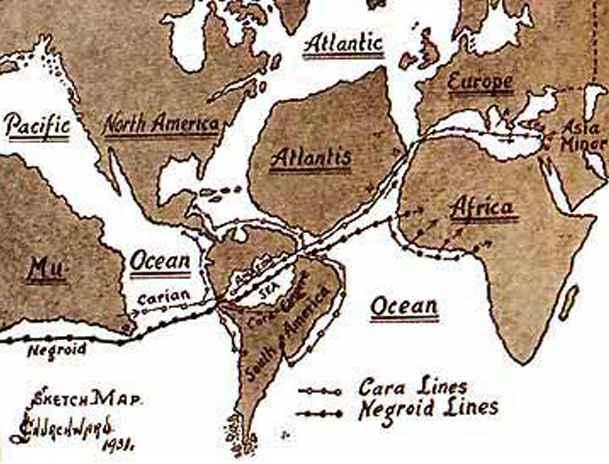 とある大陸の地図image