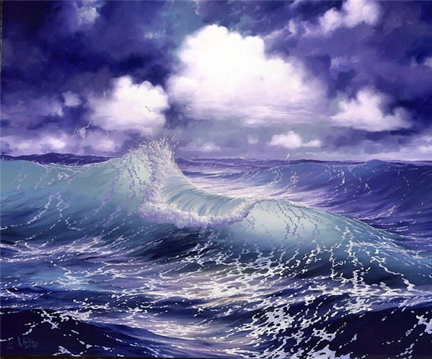 とある波面なimage