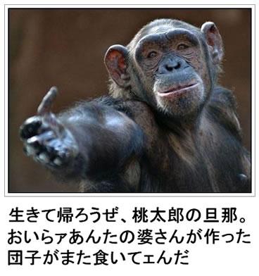 とあるお猿のセリフなimage