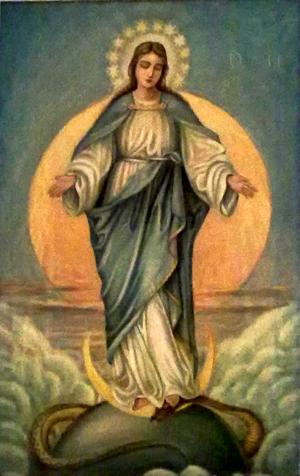 聖母マリア(無原罪の御宿り)image
